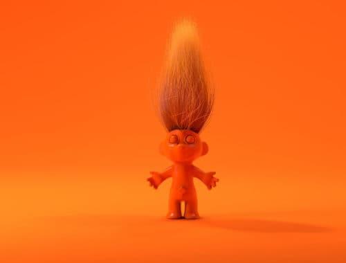 Brad Holmes troll header
